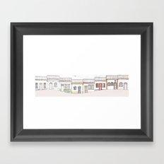 houseland Framed Art Print