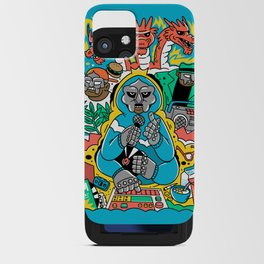 MF DOOM & Friends iPhone Card Case