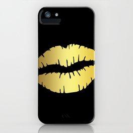Kiss Me  iPhone Case