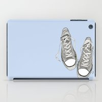 converse iPad Cases featuring Converse by maeveelectro