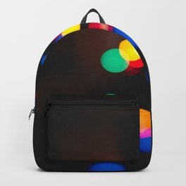 Bokeh Party Backpack
