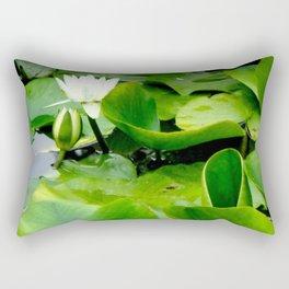 Waterlily #2 Rectangular Pillow
