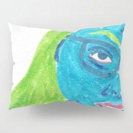 Feelin' Blue Pillow Sham