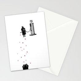 AMOR COMBUSTÍVEL Stationery Cards