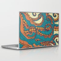octopus Laptop & iPad Skins featuring Octopus by Arcturus