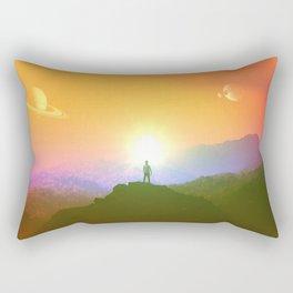 Paint Me A Picture Rectangular Pillow