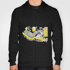 Robots make the best donuts Hoody