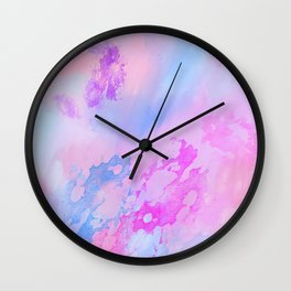 April Romance Wall Clock