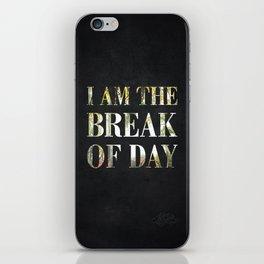 Break of Day iPhone Skin