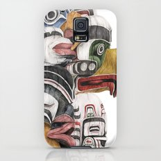 Stanley Park Totems Galaxy S5 Slim Case