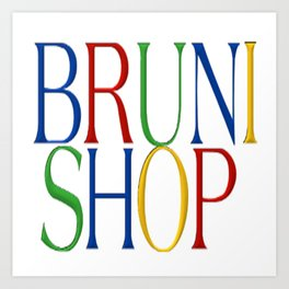 Bruni Shop - 4 Art Print