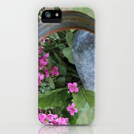 Country girl iPhone Case