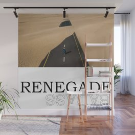 Renegade Wall Mural