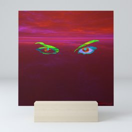 ZoooooZ - Eye on Horizon Mini Art Print