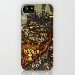 Gwok iPhone Case