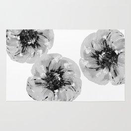 Graphic Poppy Rug