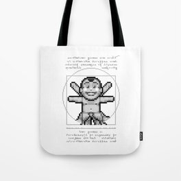 LEO (front) Tote Bag