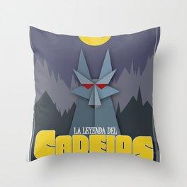 Cadejos Throw Pillow