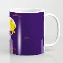 Cat Balloon Coffee Mug