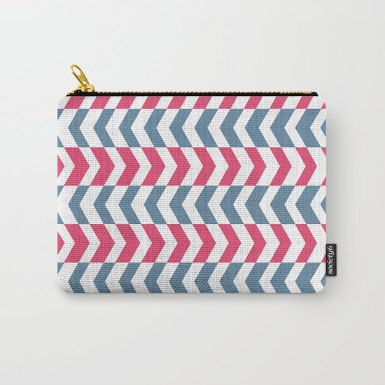 ArrowStripes Carry-All Pouch