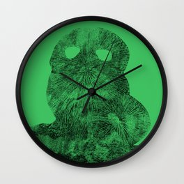 Spirit Bush Wall Clock