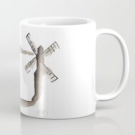Don Quixote de la Mancha Coffee Mug