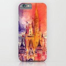 Cinderella Castle Slim Case iPhone 6