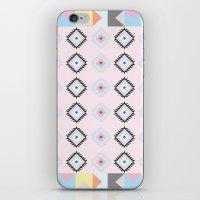 kilim iPhone & iPod Skins featuring Kilim Print by Wayward Broad Studio