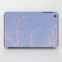 reassurance iPad Cases featuring Serenity of Rose Jasmine by tanjica