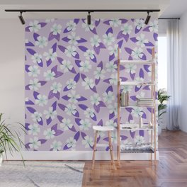 Orchid Paradise Wall Mural