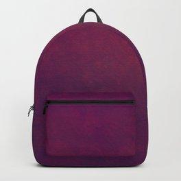 Dark burgundy red  Backpack