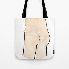 Butt Tote Bag