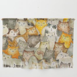The Cat's Meow Wall Hanging