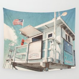 The cabin Wall Tapestry
