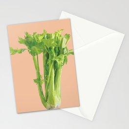 Celery Stationery Cards