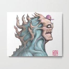 Creature Study & Creatures Study Metal Print