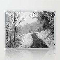 Winter Path Laptop & iPad Skin