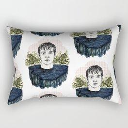 LAKE BOY Rectangular Pillow
