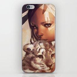 Wild Nature iPhone Skin