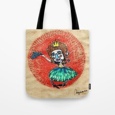 Ugly princess is looking for love Tote Bag