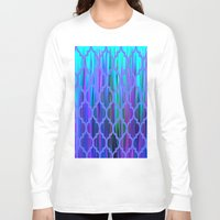 morocco Long Sleeve T-shirts featuring Morocco by Saundra Myles