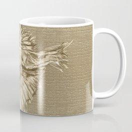 Golden dove Coffee Mug