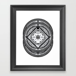 wayt Framed Art Print