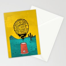 Where did you hide the Body? Stationery Cards