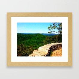 Ozark Vista Framed Art Print