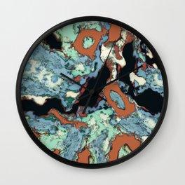 An elegant fall Wall Clock