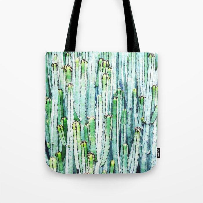 Lost Cactus #society6 #decor #buyart Tote Bag