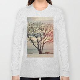 Snow #2 Long Sleeve T-shirt