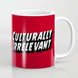 Culturally Irrelevant Fan Gear Coffee Mug