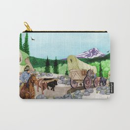 Oregon At Last Carry-All Pouch
